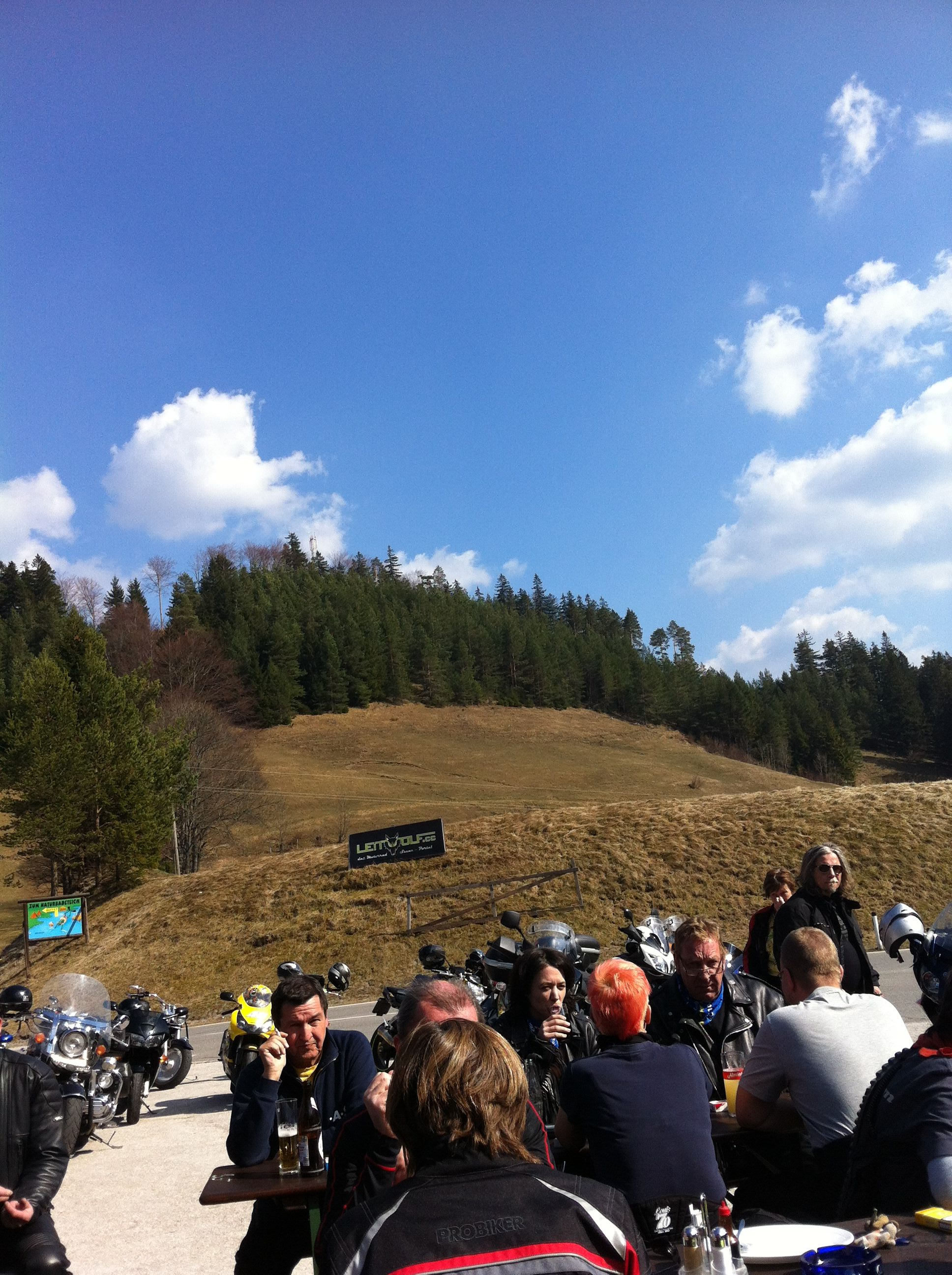Kalte Kuchl, 25.03.2012